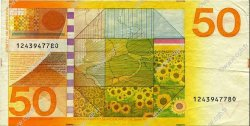 50 Gulden PAYS-BAS  1982 P.096 TTB