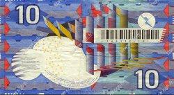 10 Gulden PAYS-BAS  1997 P.099 TTB