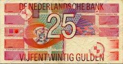 25 Gulden PAYS-BAS  1989 P.100 TB+