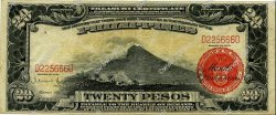 20 Pesos PHILIPPINES  1936 P.085a TTB