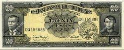 20 Pesos PHILIPPINES  1949 P.137d pr.NEUF