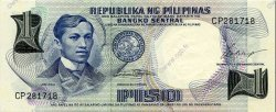 1 Peso PHILIPPINES  1969 P.142a NEUF