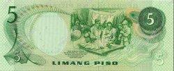5 Pesos PHILIPPINES  1970 P.148a NEUF