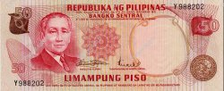 50 Pesos PHILIPPINES  1970 P.151a NEUF