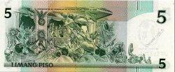 5 Pesos PHILIPPINES  1987 P.176a NEUF