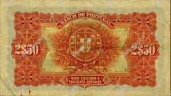 2 Escudos 50 Centavos PORTUGAL  1922 P.127 TTB
