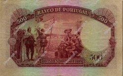 500 Escudos PORTUGAL  1952 P.158 TTB