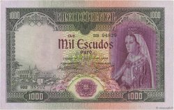 1000 Escudos PORTUGAL  1956 P.161 SUP