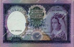 1000 Escudos PORTUGAL  1961 P.166 TTB+