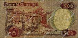 500 Escudos PORTUGAL  1979 P.177 B