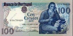 100 Escudos PORTUGAL  1985 P.178e NEUF