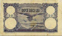 20 Lei ROUMANIE  1920 P.020 TB