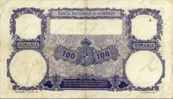 100 Lei ROUMANIE  1914 P.021 pr.TTB