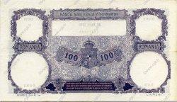 100 Lei ROUMANIE  1920 P.021 TTB+