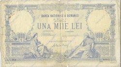 1000 Lei ROUMANIE  1917 P.023a B+