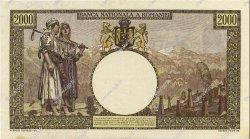 2000 Lei ROUMANIE  1943 P.054a pr.NEUF