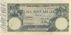 100000 Lei ROUMANIE  1946 P.058a TTB+