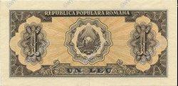 1 Leu ROUMANIE  1952 P.081b SUP+