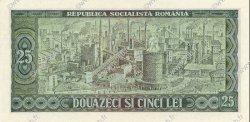 25 Lei ROUMANIE  1966 P.095a NEUF