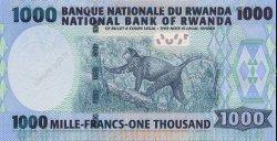 1000 Francs RWANDA  2004 P.31a NEUF