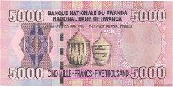 5000 Francs RWANDA  2004 P.33 NEUF