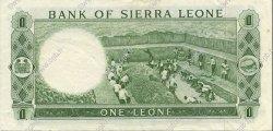 1 Leone SIERRA LEONE  1970 P.01c TTB+ à SUP