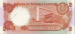 2 Leones SIERRA LEONE  1985 P.06h pr.NEUF