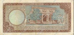 20 Scellini SOMALIE  1971 P.15a TTB
