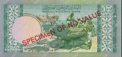 10 Shilin SOMALIE  1975 P.18s NEUF