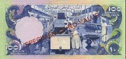 100 Shilin SOMALIE  1975 P.20s NEUF