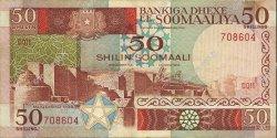 50 Shilin SOMALIE  1983 P.34a TTB