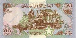 50 Shilin SOMALIE  1987 P.34b NEUF