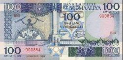 100 Shilin SOMALIE  1983 P.35a NEUF