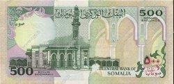 500 Shilin SOMALIE  1996 P.36c NEUF