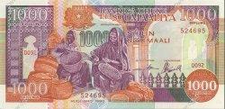 1000 Shilin SOMALIE  1990 P.37a pr.NEUF