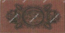 1 Dollar MALAISIE - ÉTABLISSEMENTS DES DÉTROITS  1924 P.01c TTB+