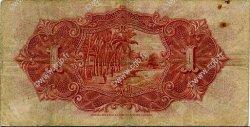 1 Dollar MALAISIE - ÉTABLISSEMENTS DES DÉTROITS  1927 P.09a TB+