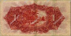 1 Dollar MALAISIE - ÉTABLISSEMENTS DES DÉTROITS  1927 P.09a