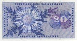 20 Francs SUISSE  1976 P.46w pr.NEUF