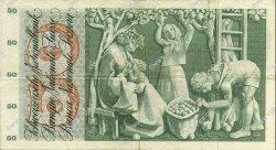 50 Francs SUISSE  1965 P.48e TTB