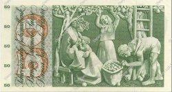 50 Francs SUISSE  1972 P.48l SUP+