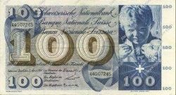 100 Francs SUISSE  1964 P.49f pr.SUP