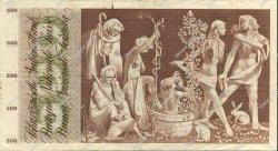 500 Francs SUISSE  1972 P.51j TTB