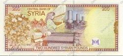 200 Pounds SYRIE  1997 P.109 pr.NEUF