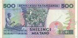 500 Shillings TANZANIE  1993 P.26b NEUF