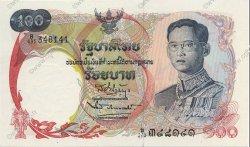 100 Baht THAÏLANDE  1968 P.079a SPL+
