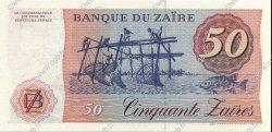 50 Zaïres ZAÏRE  1982 P.28a pr.NEUF