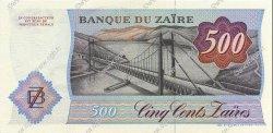 500 Zaïres ZAÏRE  1984 P.30a NEUF