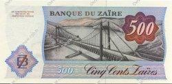 500 Zaïres ZAÏRE  1985 P.30b NEUF