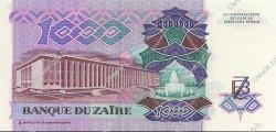 1000 Zaïres ZAÏRE  1989 P.35a NEUF